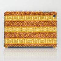 flora iPad Cases featuring Flora by Florent Bodart / Speakerine