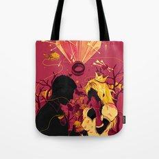 2 Hearts 2 Love Tote Bag
