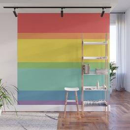 I Smell Like Rainbows Wall Mural