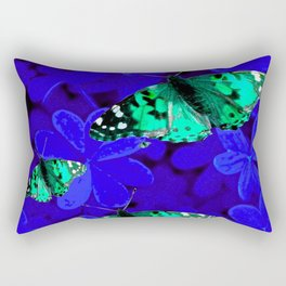 Butterfly Rectangular Pillow