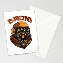 DROID77 Stationery Cards