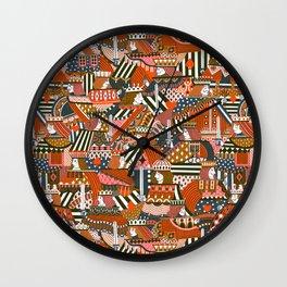 Royal Lads & Ladies Wall Clock