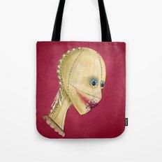 Beauty Mask Tote Bag