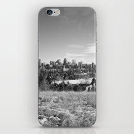 Calgary from Northhill iPhone Skin