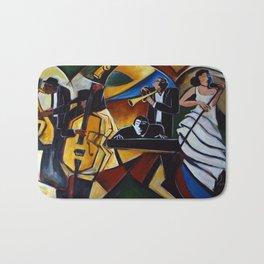 The Jazz Group Bath Mat