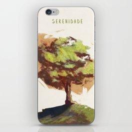 Serenidade iPhone Skin