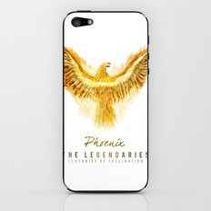 Phoenix iPhone & iPod Skin