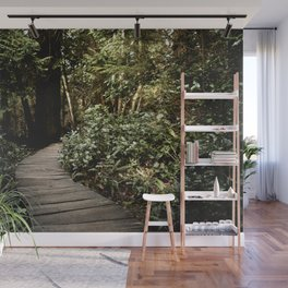 Path to Happiness Wall Mural