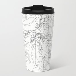 Make America Kinda Again Travel Mug