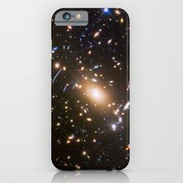 Space Frontier Fields iPhone Case
