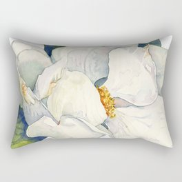 Magnolia Full Bloom Rectangular Pillow