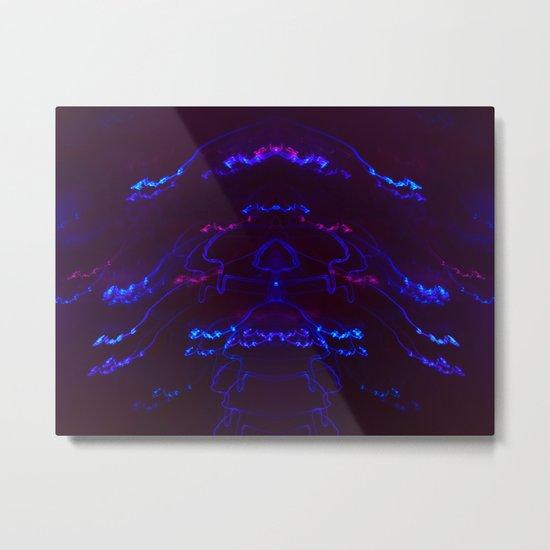 Not A Jellyfish Metal Print
