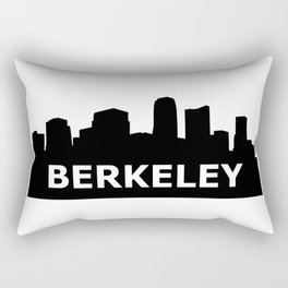 Berkeley Skyline Rectangular Pillow
