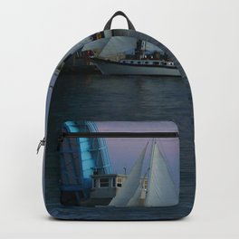 Going Home For The Night Backpack