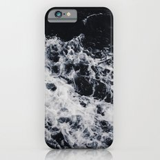 OCEAN - WAVES - SEA - ROCKS - DARK - WATER Slim Case iPhone 6s