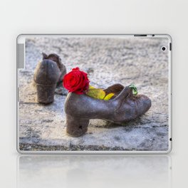 Shoes On The Danube Laptop & iPad Skin