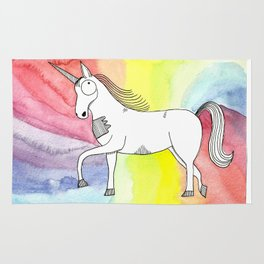 Unicorn of love Rug