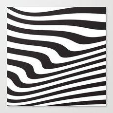 Wave III Canvas Print