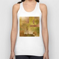 african Tank Tops featuring African by gabiw Art