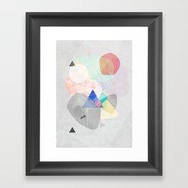 Graphic 170 Framed Art Print