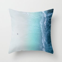 sea 5 Throw Pillow
