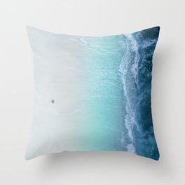 sea 5 Throw Pillow