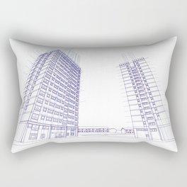 Under Construction Rectangular Pillow