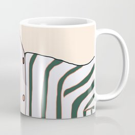 Unbutton Coffee Mug