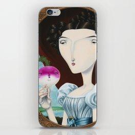 Lady Mary Turnipton iPhone Skin