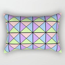 Déco Géo 07 Rectangular Pillow
