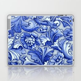 Blue and White Porcelain Laptop & iPad Skin