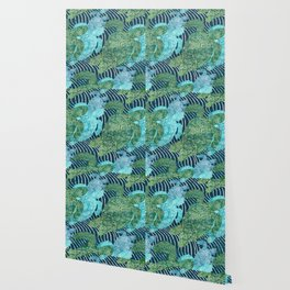 sea turtles Wallpaper