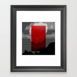 ryd hyryzyn Framed Art Print