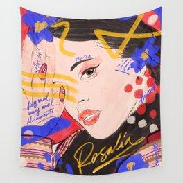 Rosalia Wall Tapestry