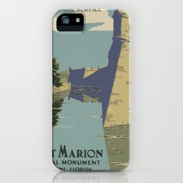 Fort Marion iPhone Case