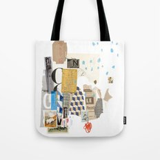 It Always Works Out Tote Bag