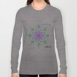 Ease Into Your Core Long Sleeve T-shirt