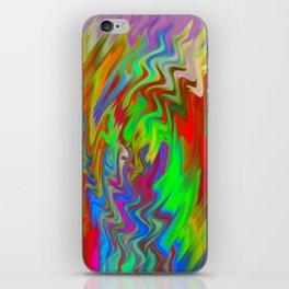 Greenfire iPhone Skin