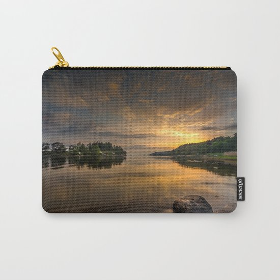 Serenity by dawn Carry-All Pouch