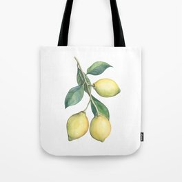 Lemon Dreams Tote Bag