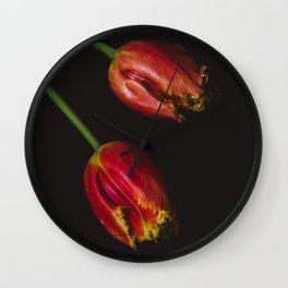 Dalliance Wall Clock