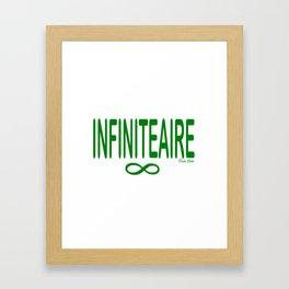 INFINITEAIRE - Rasha Stokes Framed Art Print