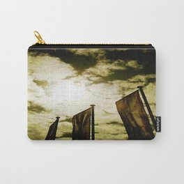 Feed me Clouds Carry-All Pouch