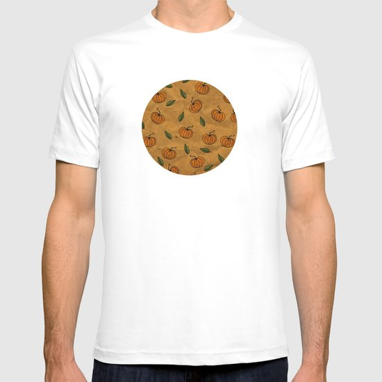 Autumn Texture T-shirt
