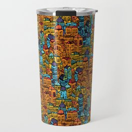 Commune Labyrinths Travel Mug