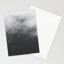 Spectral Forest II - Landscape Photography Stationery Cards