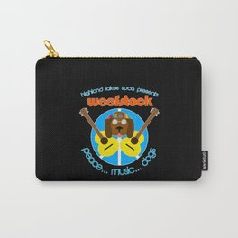 Woofstock Carry-All Pouch
