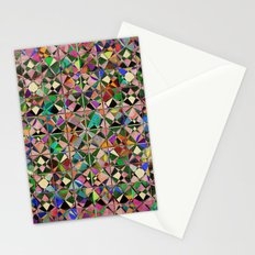 Geo Mosaic Stationery Cards