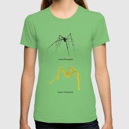 Louise Bourgeois/Louise Proletariat T-shirt