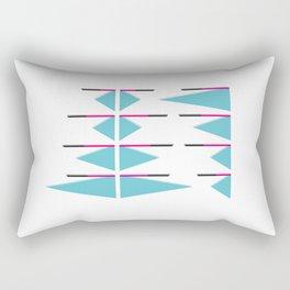 Infographic Selection #2 Rectangular Pillow